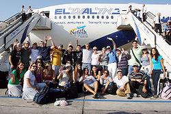 העלייה לישראל 2015