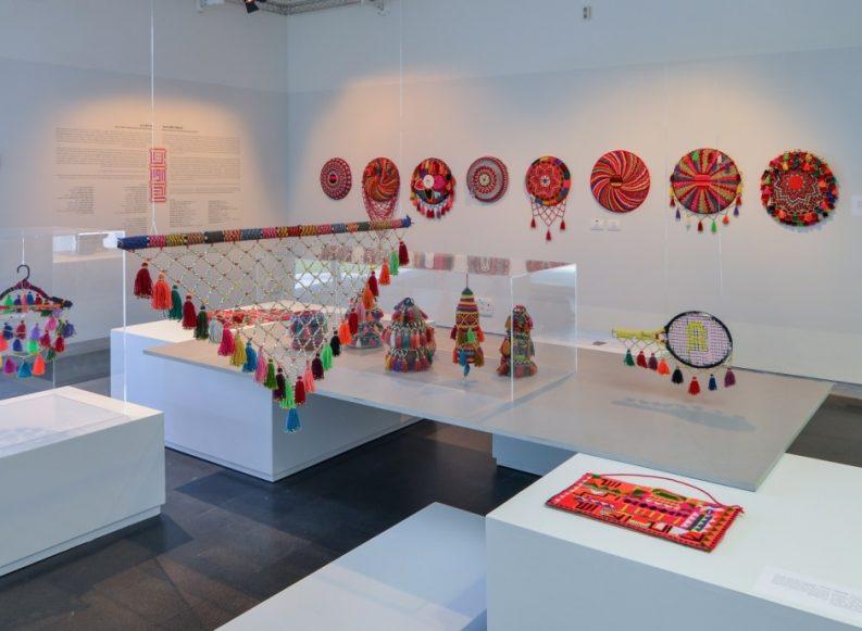 מלח ואומנות עממית במוזיאון העיצוב חולון