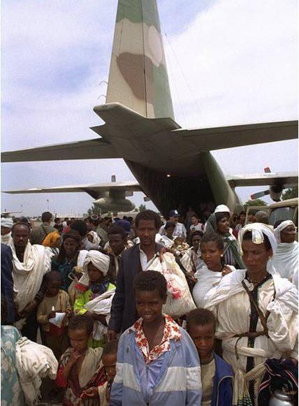 יוצאי אתיופיה בישראל