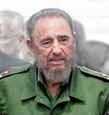 פִידל קסטרו הָלַך לְעולמו