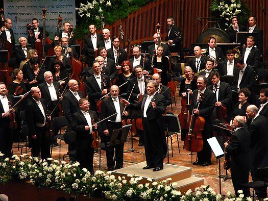 הפילהרמונית בת 80