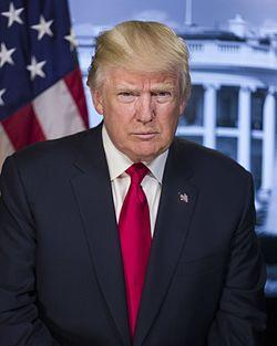 דונלד טראמפ – הנשיא ה-45 של ארצות הברית