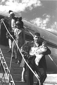 המטוס שהביא עולים מעיראק חזר לישראל