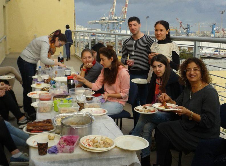 ארוחת בוקר בינלאומית