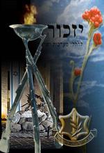 """אירועי יום הזיכרון לחללי מערכות ישראל תשע""""ז"""