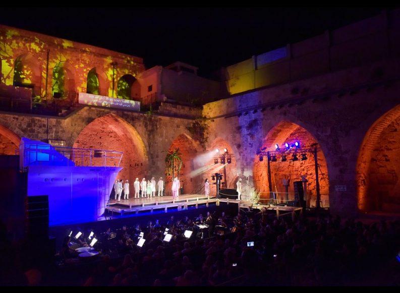 פסטיבל האופרה בעכו העתיקה