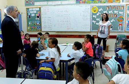 חינוך: ישראל לעומת מדינות ה-OECD