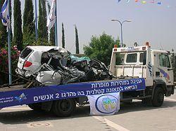 33,358 הרוגים בתאונות דרכים בישראל מ-1948 ועד היום