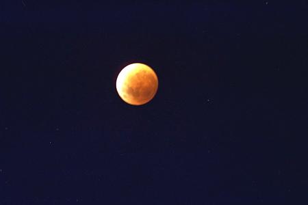 """בט""""ו באב: ליקוי הירח של המאה"""