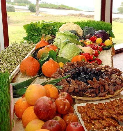 נטיעות, פירות וירקות כל השנה