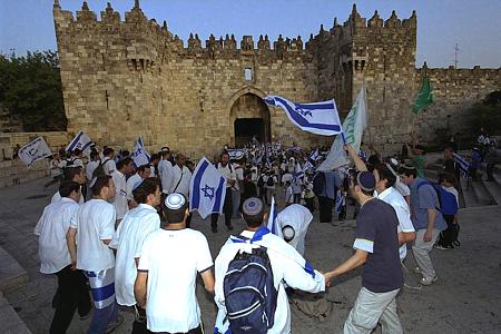 ירושלים – העיר הגדולה בישראל