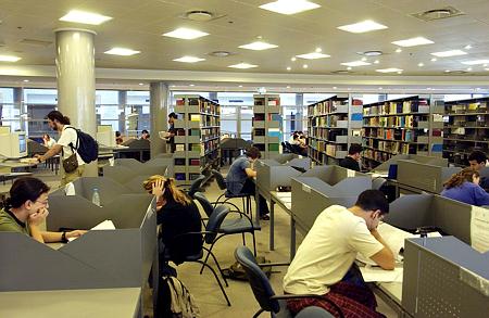 מה לומדים באוניברסיטאות ובמכללות?