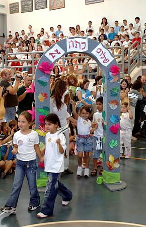 הכיתות בישראל צְפוּפוֹת יותר