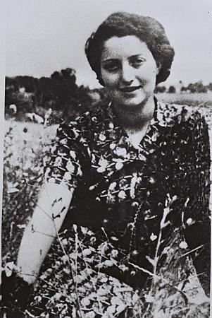 אַרְכִיוֹנָה של חנה סנש הועבר לספרייה הלאומית